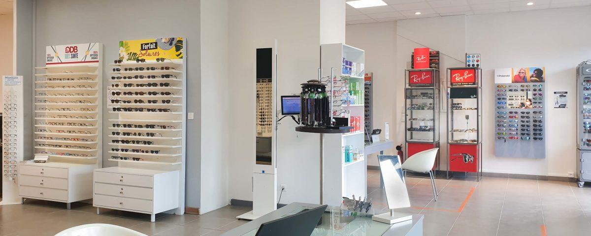 ODB 974 Quartz optiques solaires lentilles soins