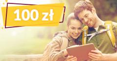 100 zł - Konto Jakże Osobiste Alior Bank