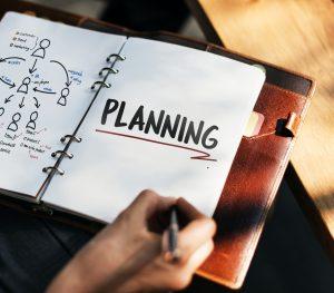עבודה מתוכננת מצליחה יותר איפה תהיו בשנה הבאה תכנית עבודה אישית