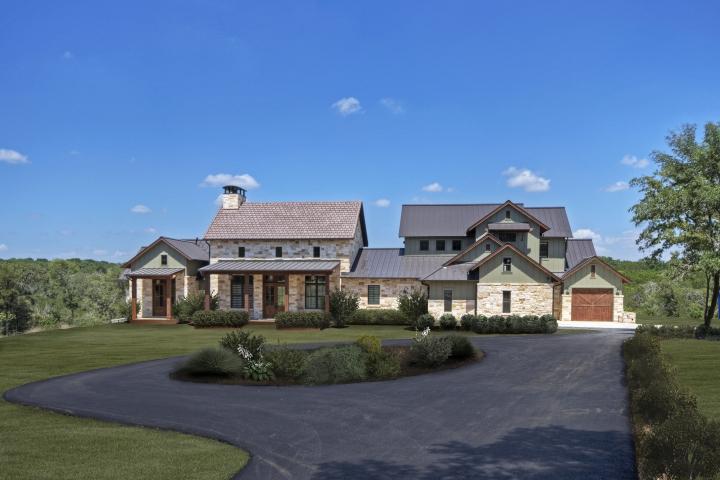 German Texas Farmhouse I  Portfolio  Olson  Defendorf Custom Homes
