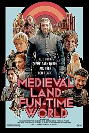 Medieval Land Fun-Time World