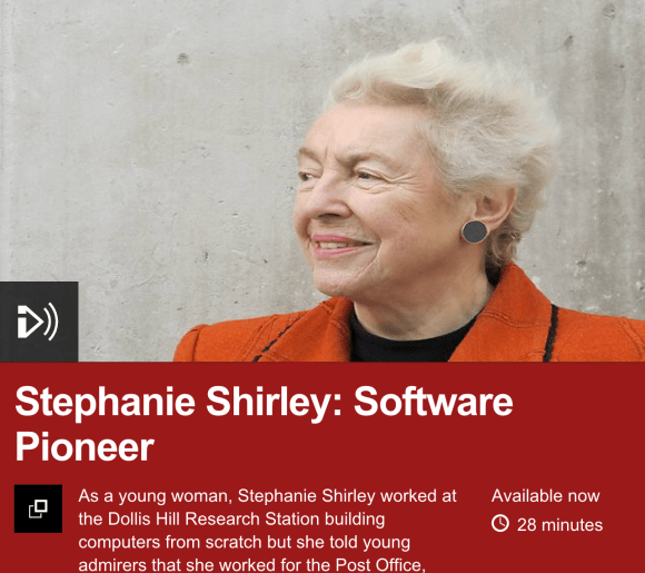 Stephanie Shirley: Software Pioneer
