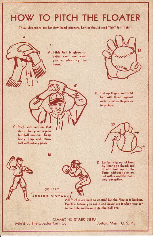 Knuckleball Slow Motion : knuckleball, motion, K-101