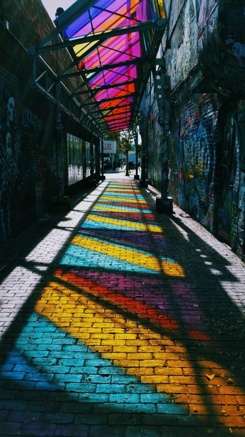 """Street Perspective"" © TJ Edson"