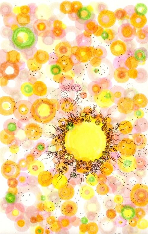 """Sunny"" © Dr. Regina Valluzzi"
