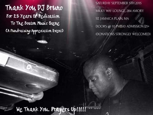 Thank You DJ Bruno