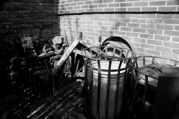 """Bricks and Barrels"" © Edward S. Gault"
