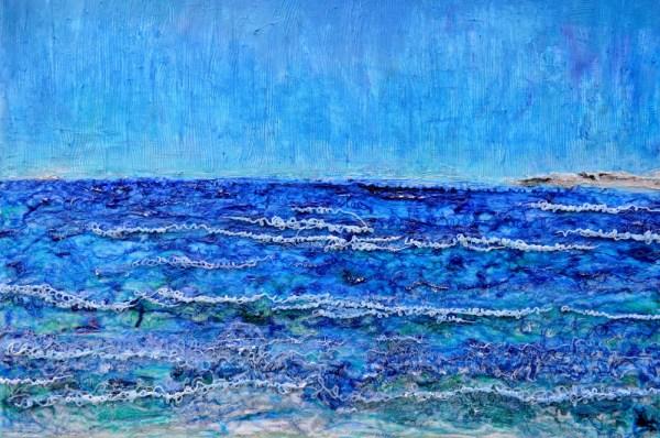 """""""Low Tide"""" © Dr. Regina Valluzzi"""