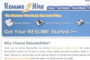 resume2hire
