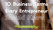 10 Business Terms Every Entrepreneur Should Know