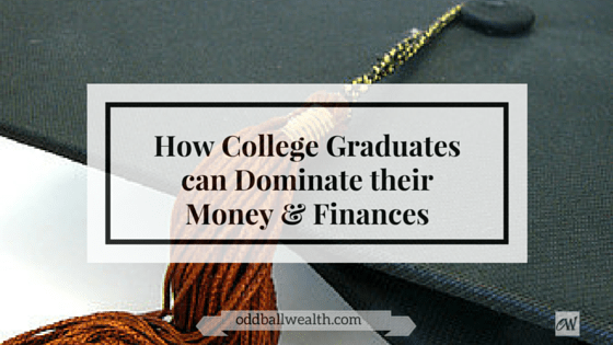 college grad's manage money
