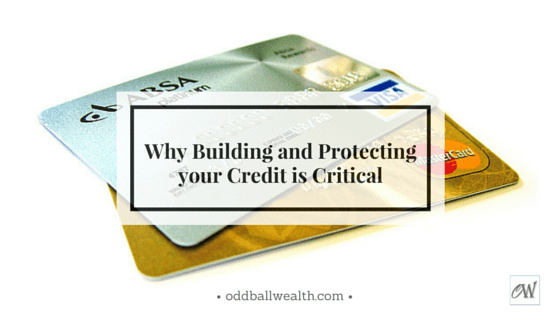 Establishing good credit and protecting it from credit fraud