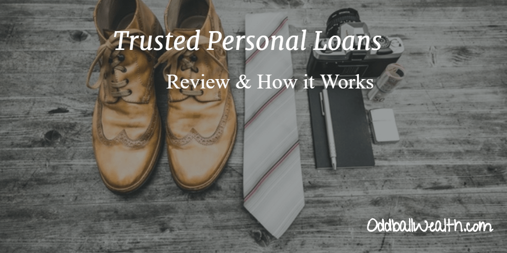 Trusted Personal Loans Review and How it Works