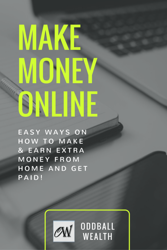 Make Money Online (Extra Income Report) - Simple and easy ways on how to make and earn extra money from home and get paid! Learn how to earn money online and ways to make money from home. Get the best money making ideas and side hustle tips. How to earn extra money and make money fast and quickly. The most profitable ways to make money from home and best home based business. Good ways to make money on the internet and extra cash online. Read this ultimate money making guide and start making money today!