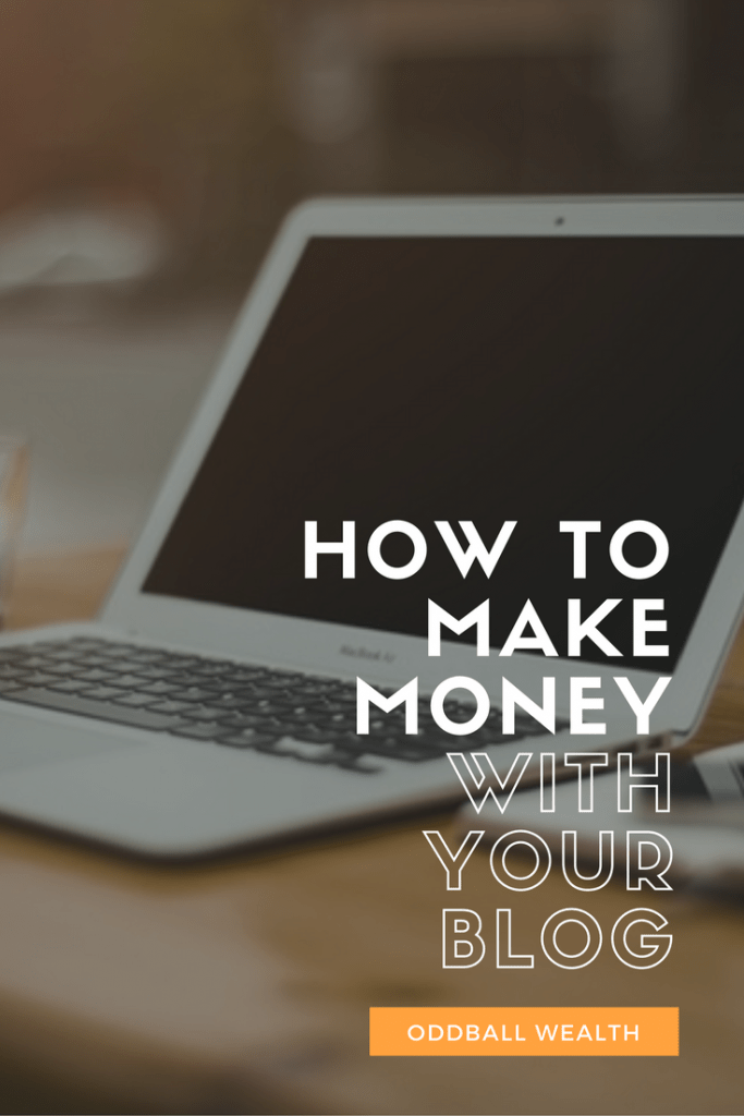 Learn about the different ways you can make money from your blog!