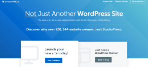Find the best WordPress theme for your website using a Studiopress website theme