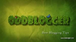 OddBlogger Nature Wide Screen