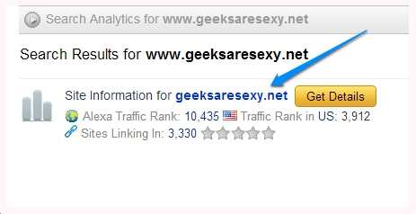 Image click on GEEkaresexy