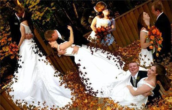 12 Worst Wedding Photos Ever