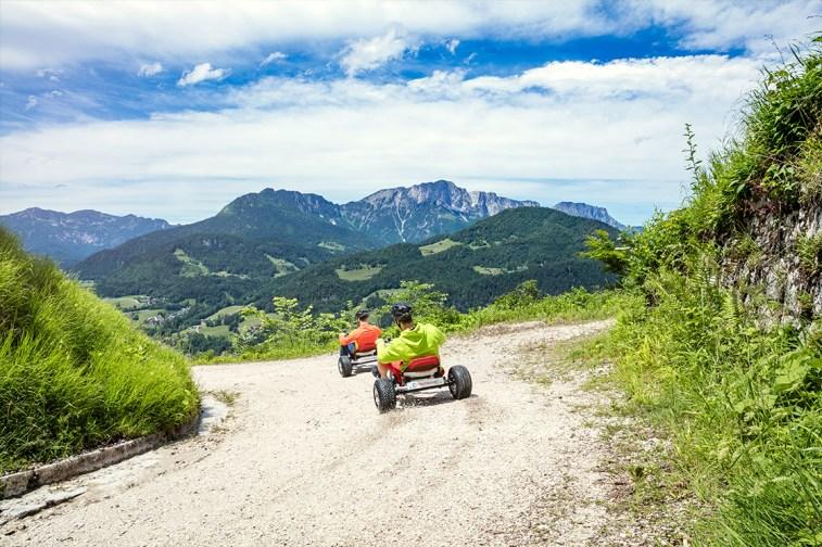 Sirdal mountaincart