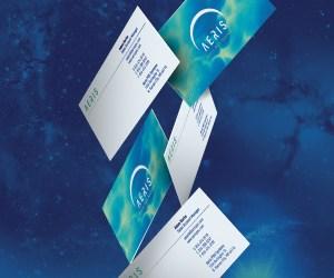 Aeris Business Cards