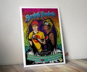 Beatnik Freaknik Poster