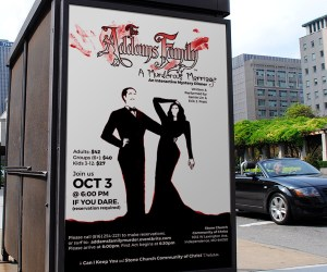Rude Revue & Burly Q Poster