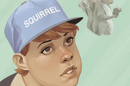 "marvel comics shows love to tyler the creator on variant cover for ""The Unbeatable Squirrel Girl #1"""