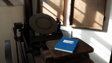 My book on an old press.