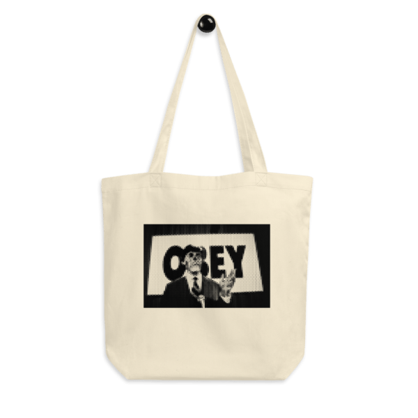 Obey Tote Bag