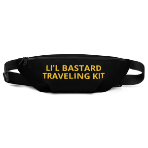 Li'l Bastard Traveling Kit