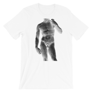 Michelangelo's David Shirt
