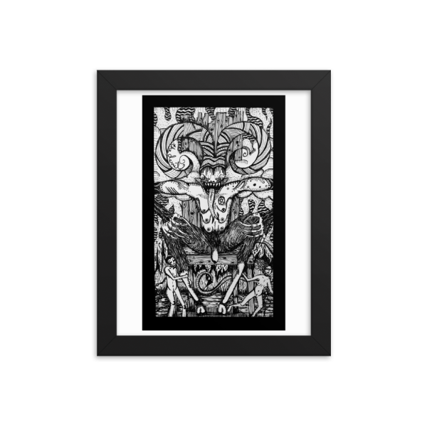 The Devil – Temptation, Bondage/Freedom