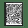 Valhalla Framed Print