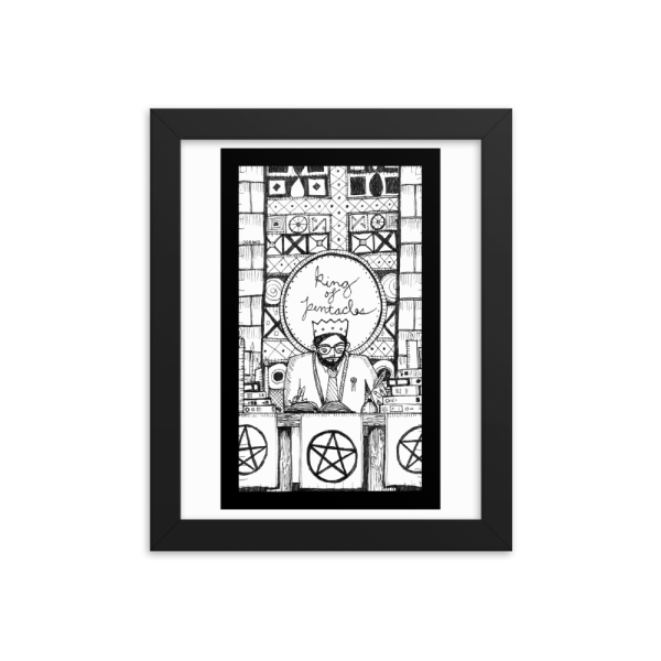King of Pentacles – Business, Leadership/Ineptitude