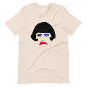 Dina Martina Shirt – Soft Cream
