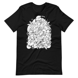 Rat King Shirt – Black