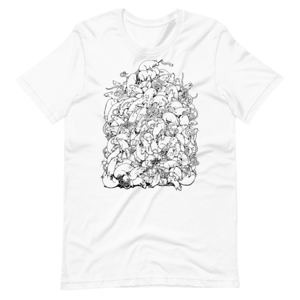 Rat King Shirt – White