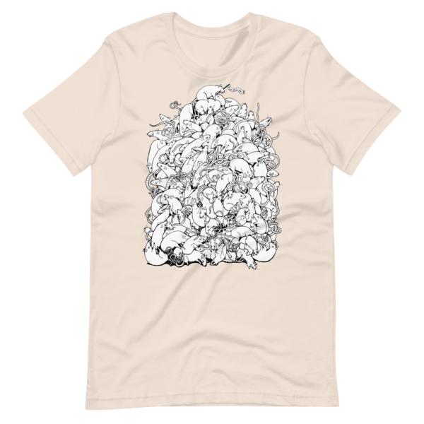 Rat King Shirt – Soft Cream