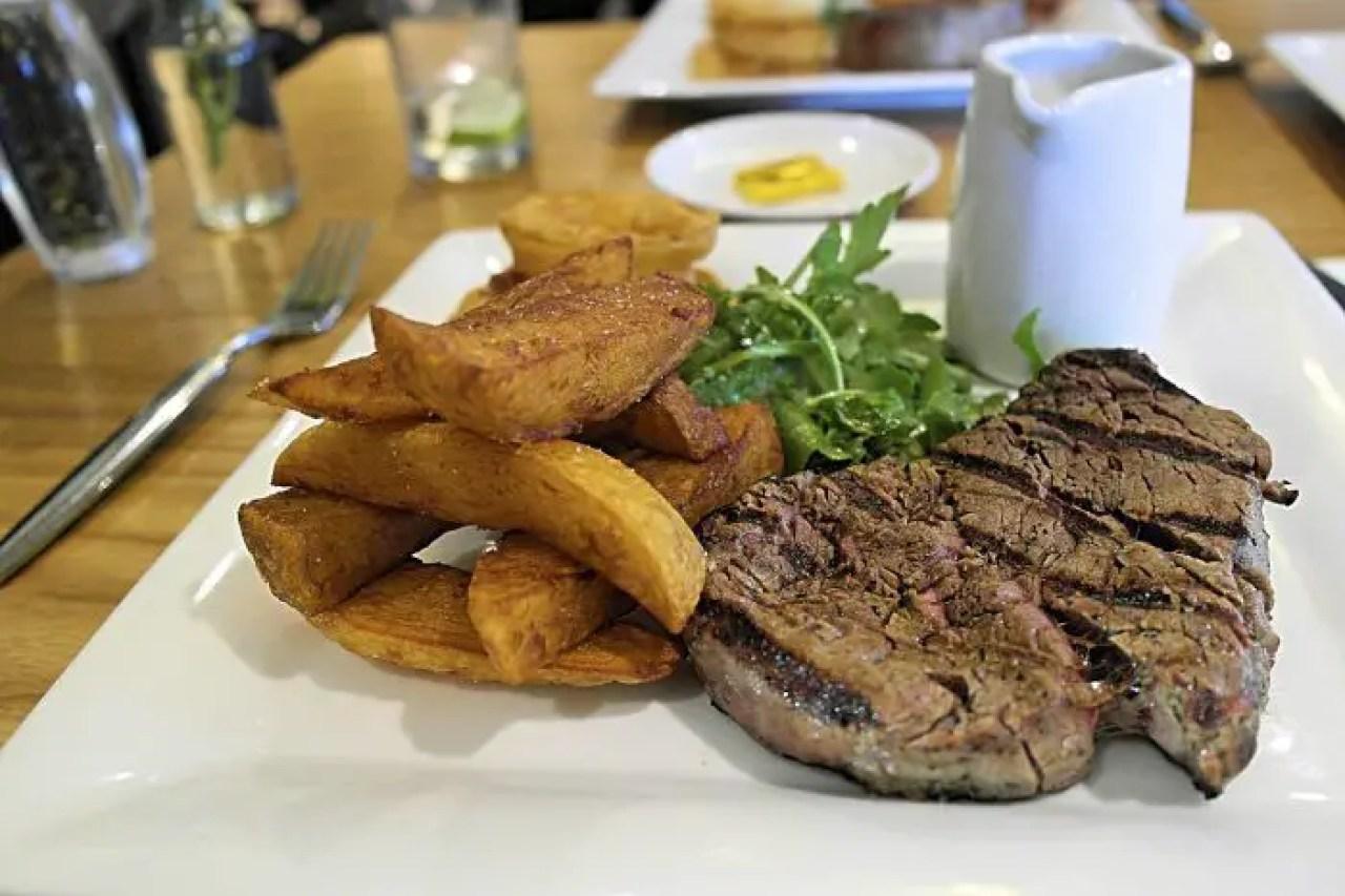 Maryculter House Steak