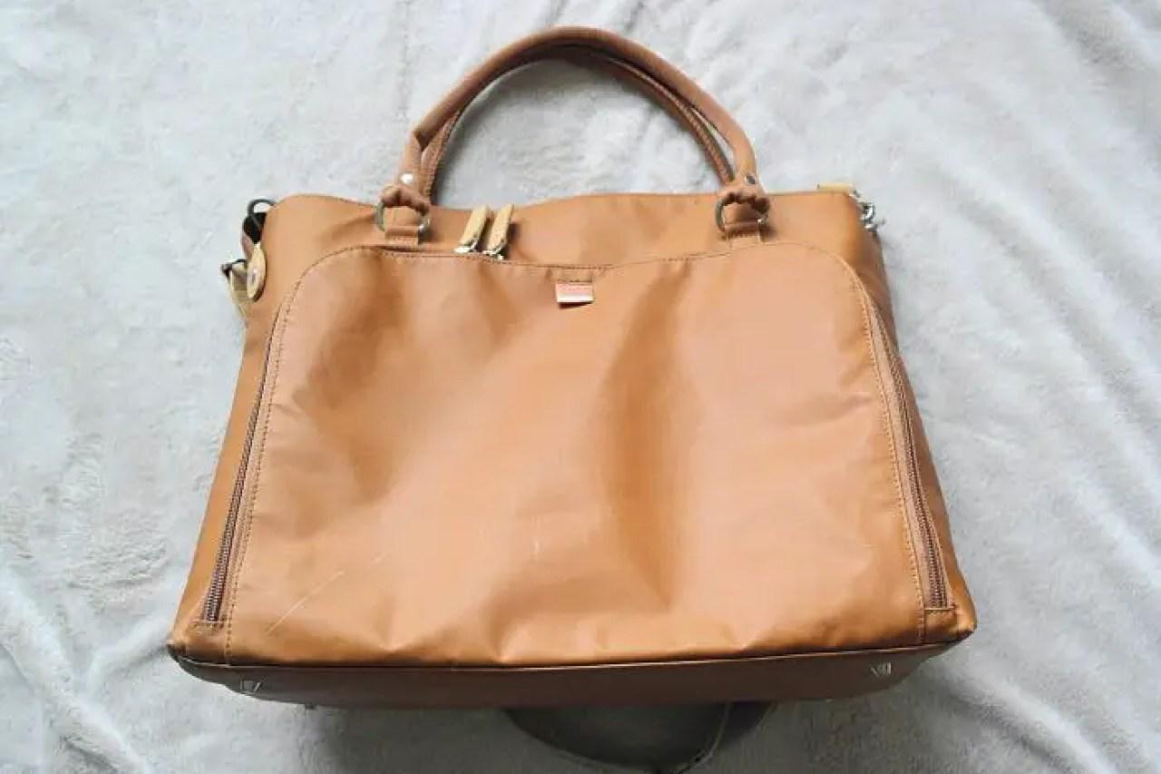 Changing Bag back Paca Pod mirano