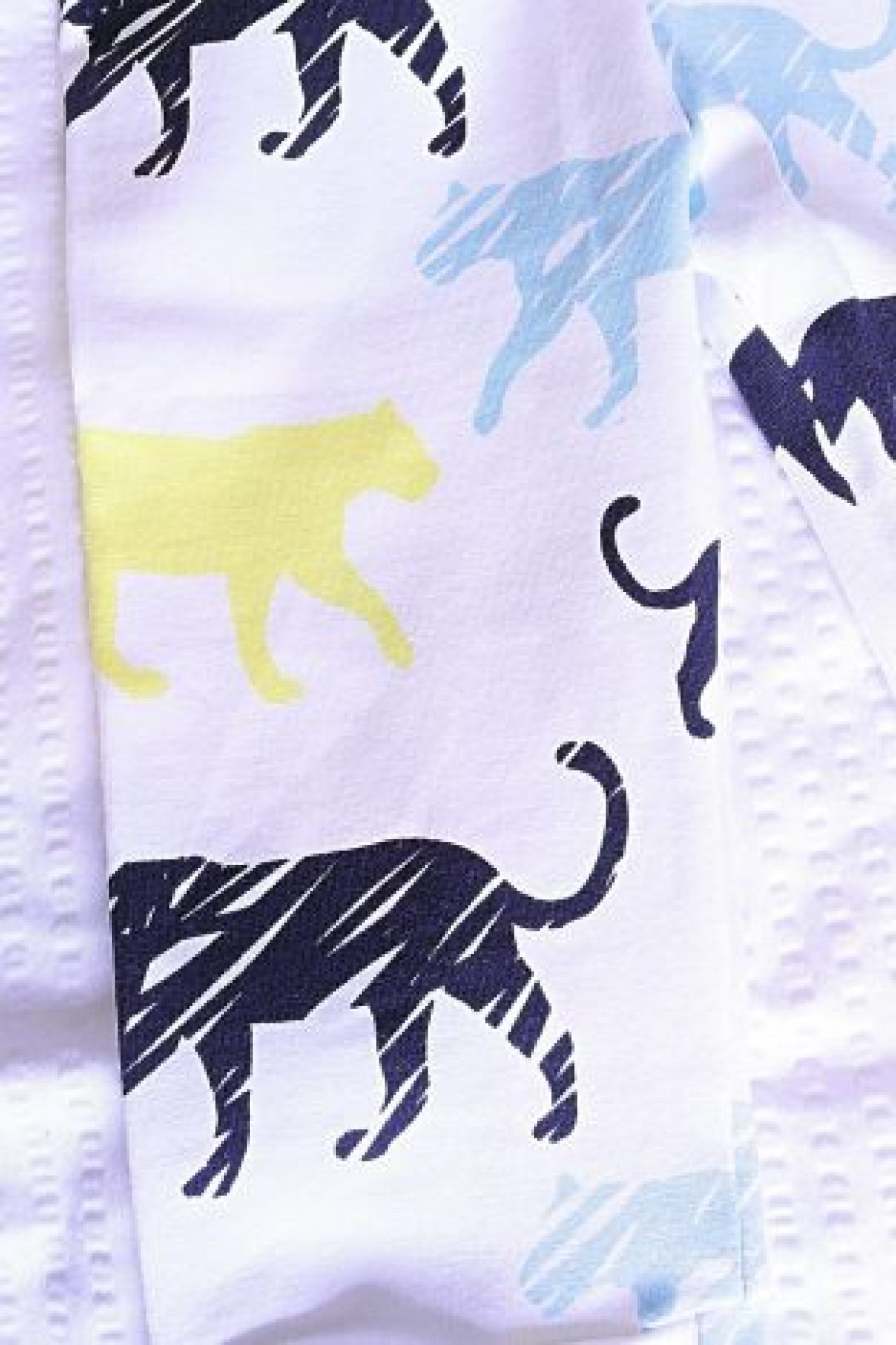 Bee Minor Leggings Panther Close Up