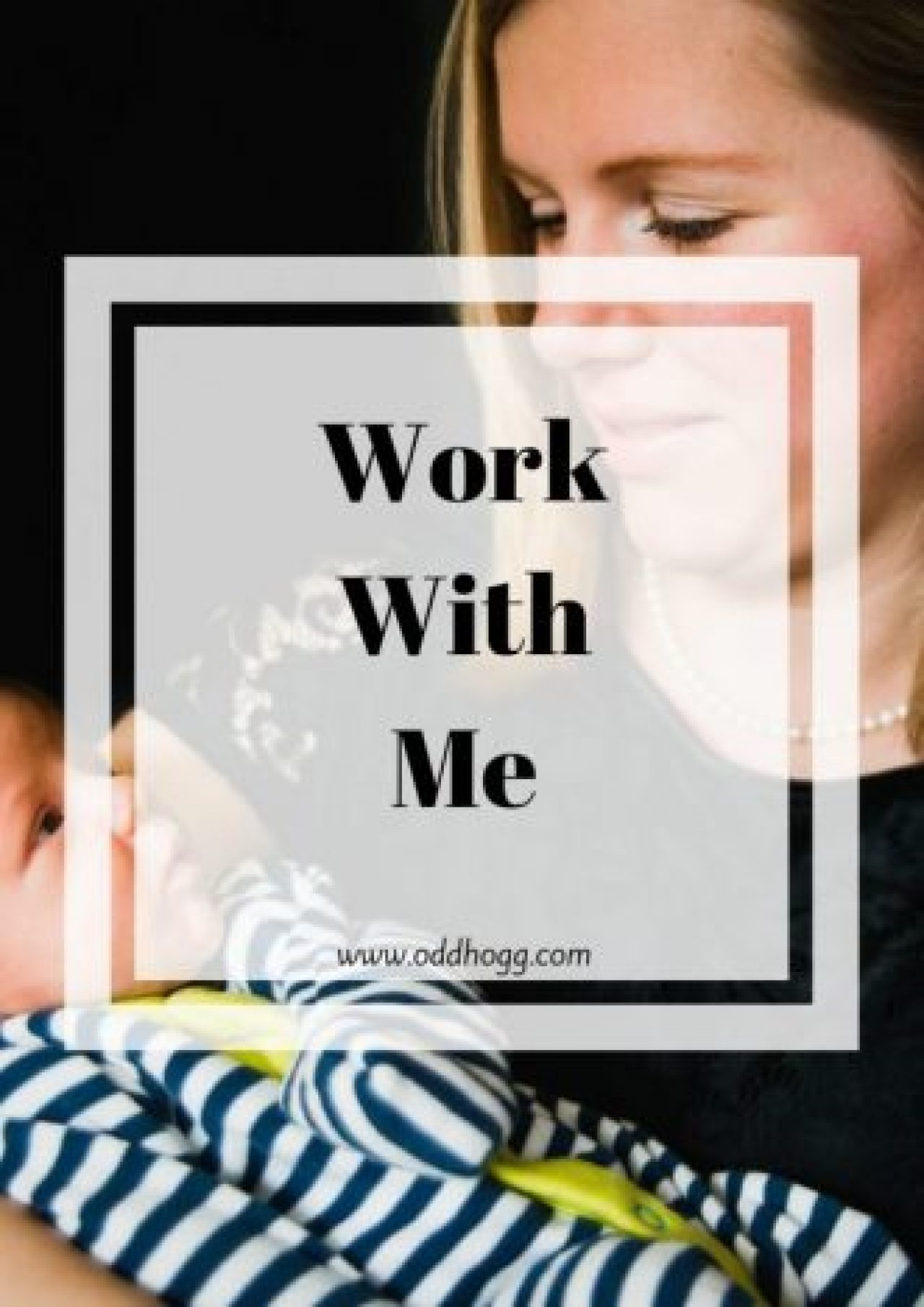 Work With Me | An overview of the ways you can work with us, and an insight into the brands we have already worked with http://oddhogg.com
