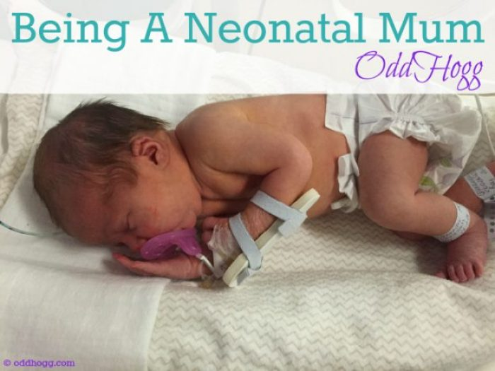 Being a neonatal mum - this is my experience of having my baby in the special care unit after he was born oddhogg.com