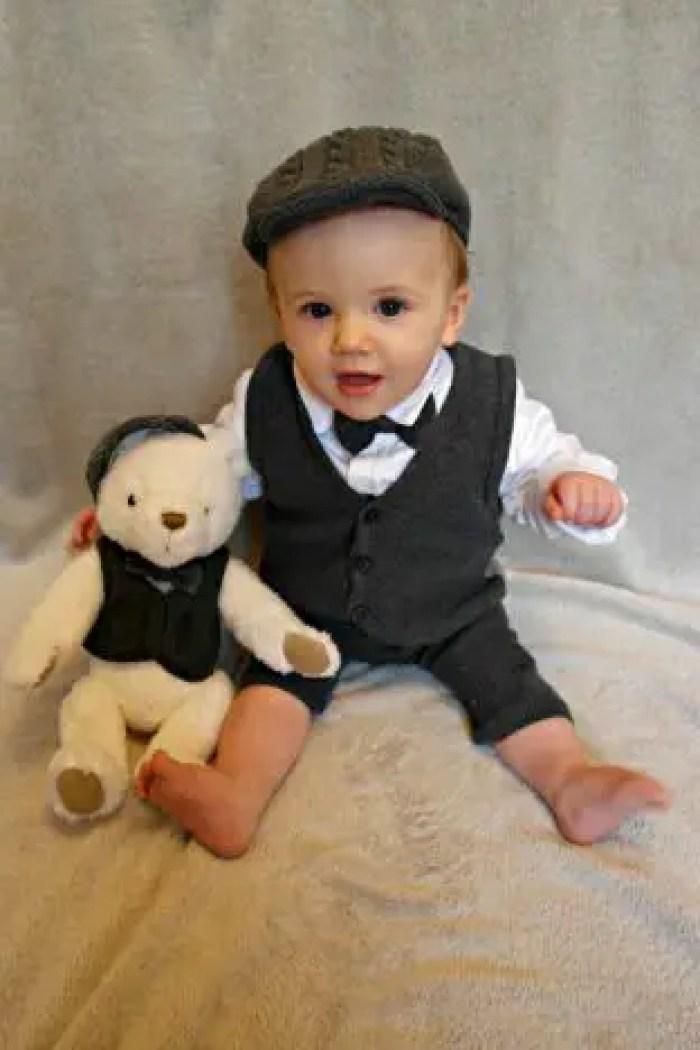 Piglet 9 Months Update | Waistcoat and Bear http://oddhogg.com