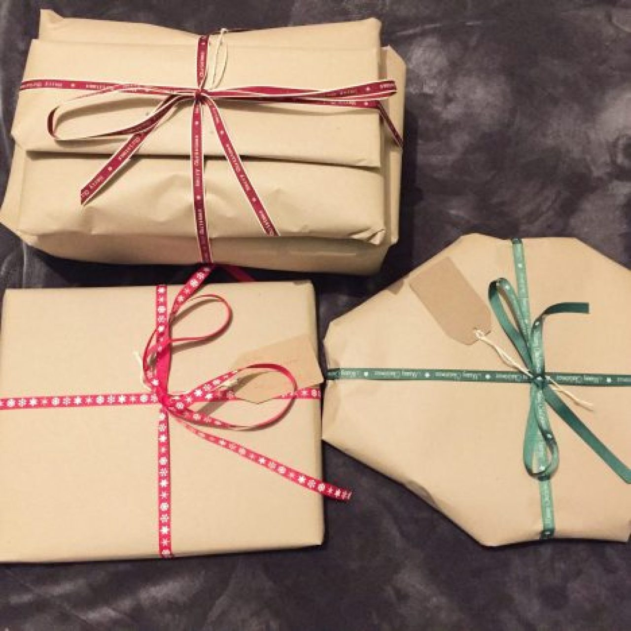 Our Favourite Five - November 2016 | Wrapped Presents http://oddhogg.com