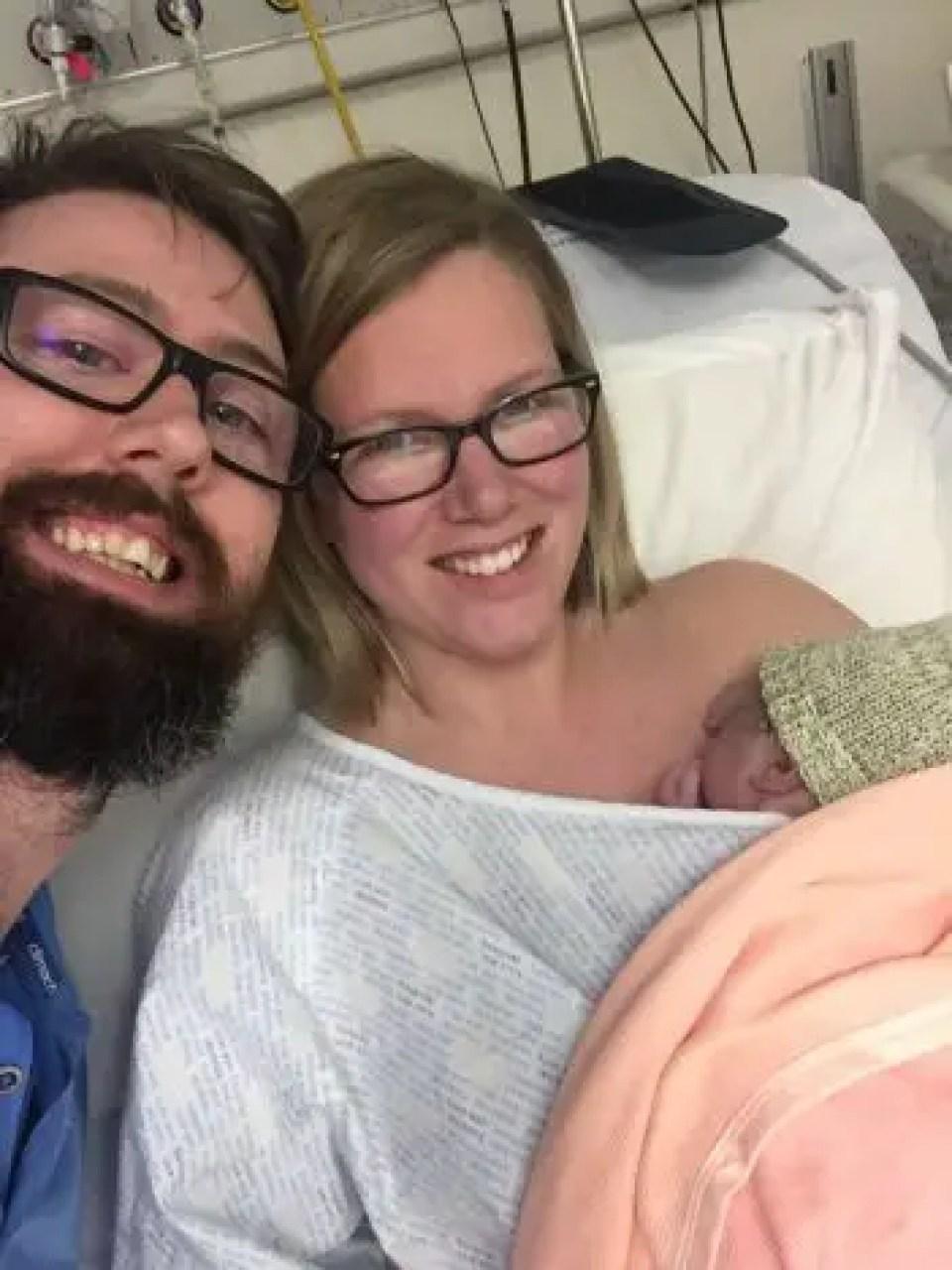 To Piglet, On Your 1st Birthday   Newborn http://oddhogg.com