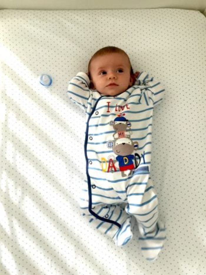To Piglet, On Your 1st Birthday   In Bed http://oddhogg.com