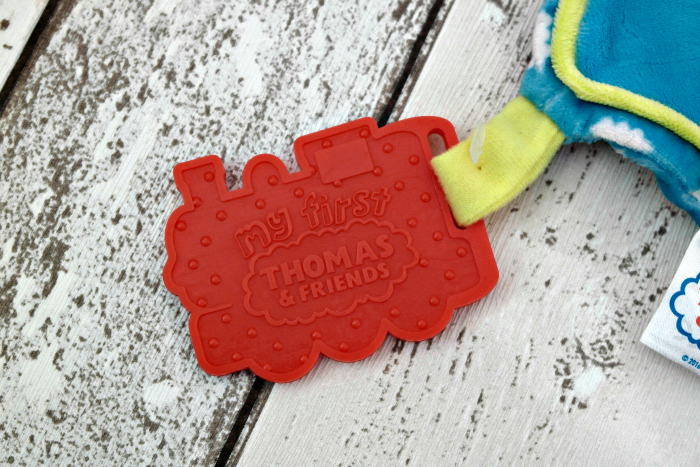 My First Thomas Comforter and Toy Review | Teether http://oddhogg.com