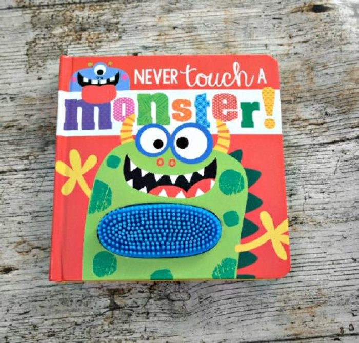 1st Birthday Gift Guide | Never Touch A Monster http://oddhogg.com